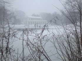 Prospect Park Boathouse